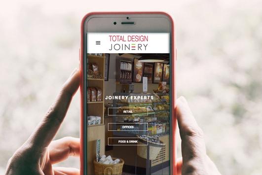 TDS Design Joinery Website