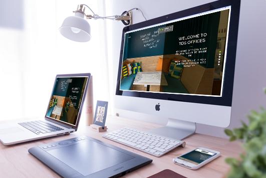 TDS Offices Website